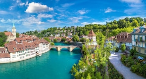 Ciudad antigua de Berna