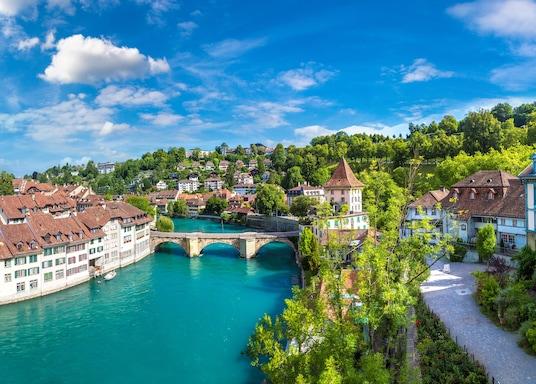 Bern Switzerland Tourist Attractions