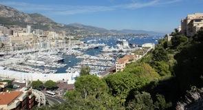 Monaco tengerpart