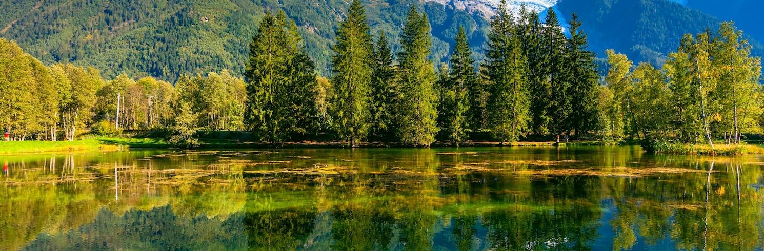 Chamonix-Mont-Blanc, Francuska