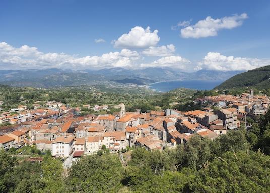 San Giovanni a Piro, Italien