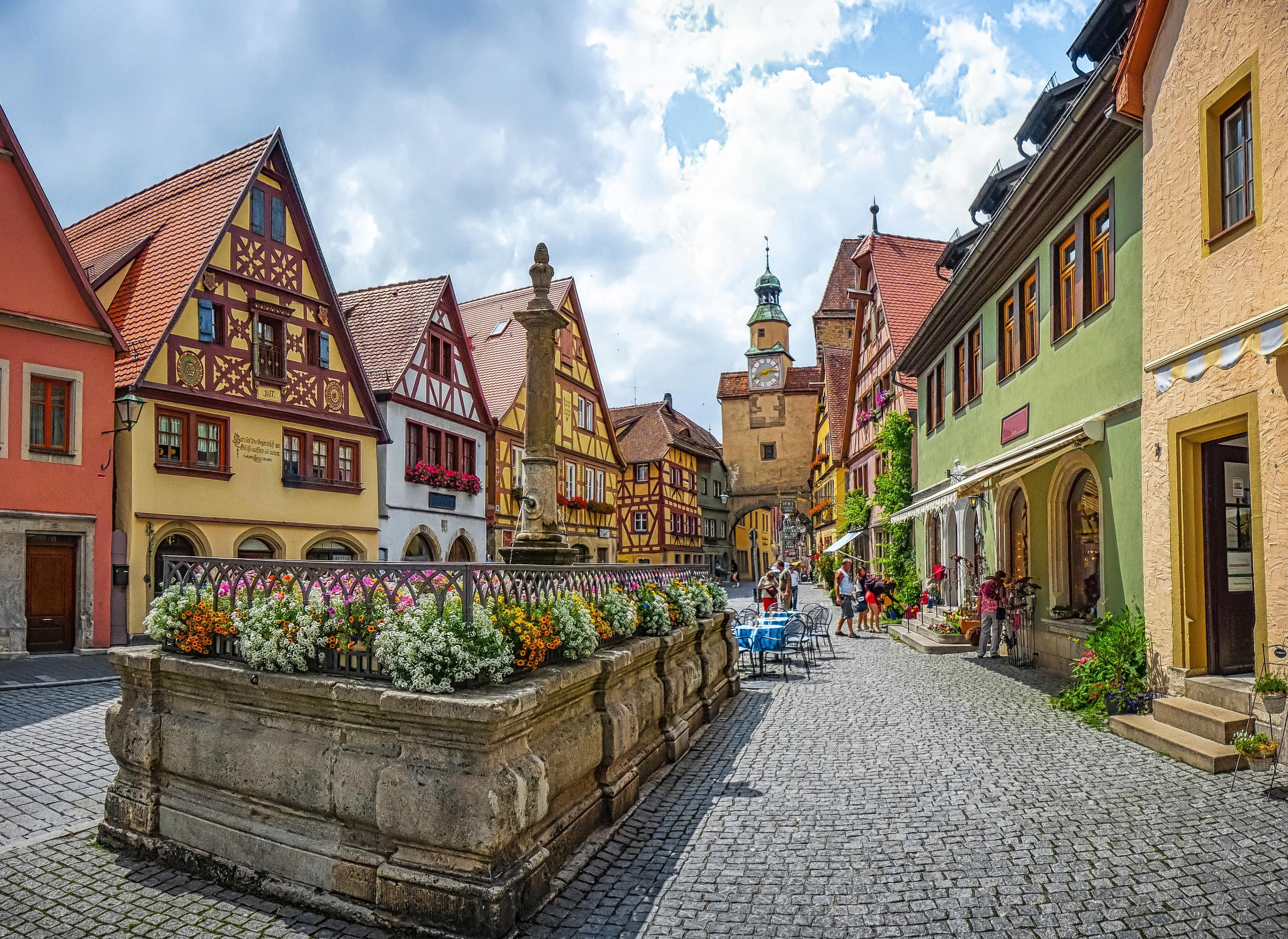 Bayern-Park, Reisbach, Bayern, Deutschland