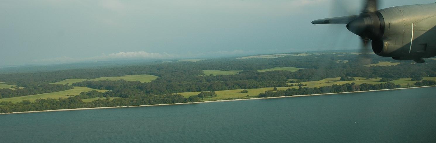 Ogooue-Maritime, الجابون