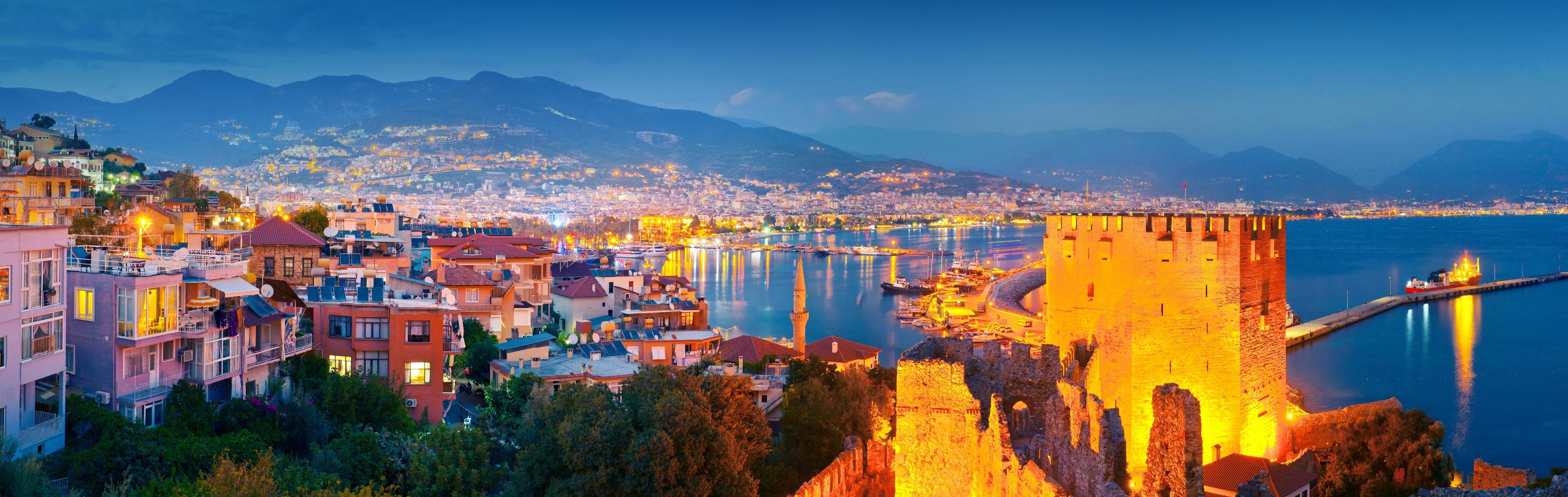 Alanya, Antalya Region, Turkey