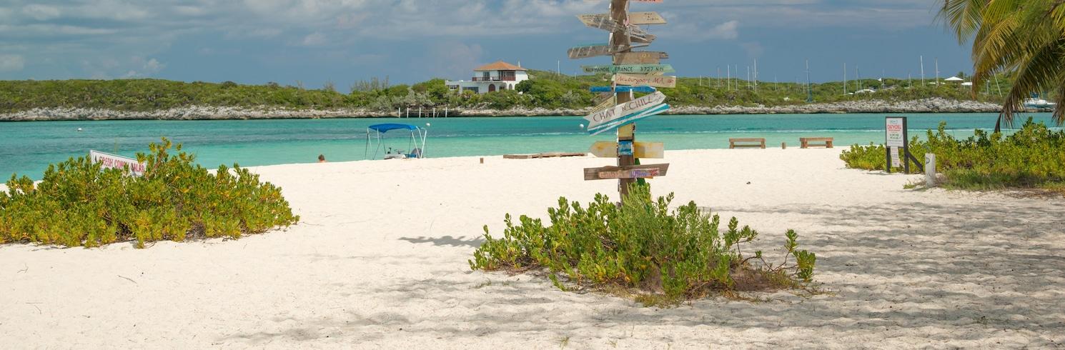 Stocking Island, Bahama's