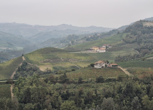 Wilayah Langhe, Italy