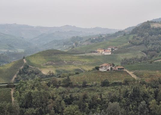 Langhe-regionen, Italia