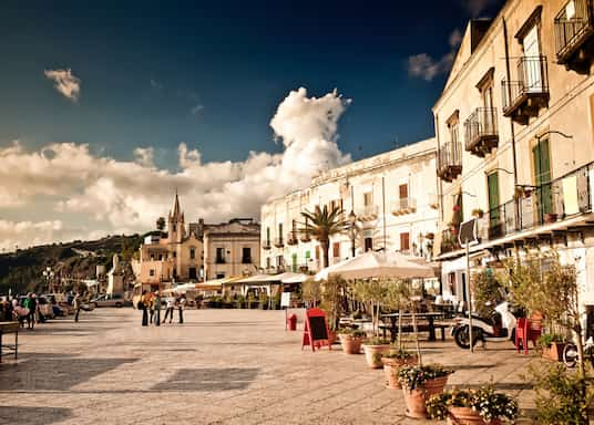 Lipari Historic Centre, Italy