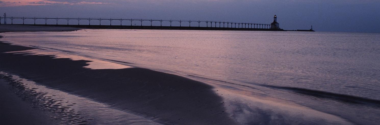 班頓港 (及鄰近地區), 密西根, 美國