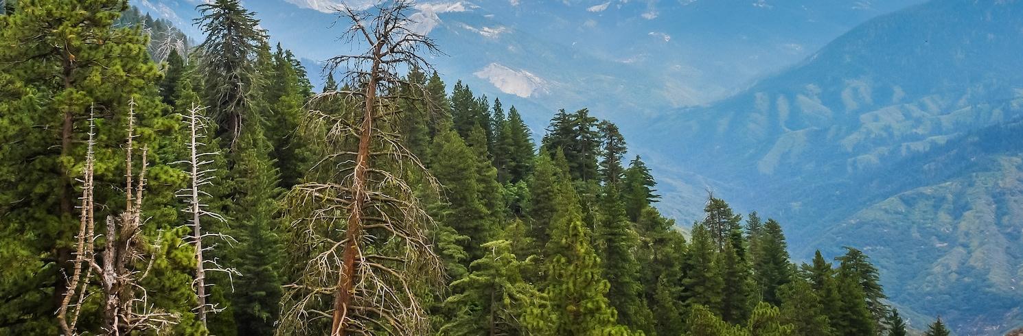 Εθνικό Πάρκο Σεκόγιας, Καλιφόρνια, Ηνωμένες Πολιτείες