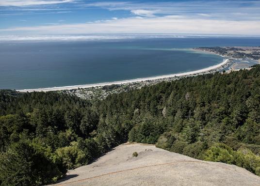 Пляж Stinson, Калифорния, США