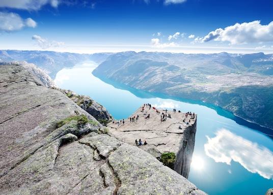 Forsand, Norwegen