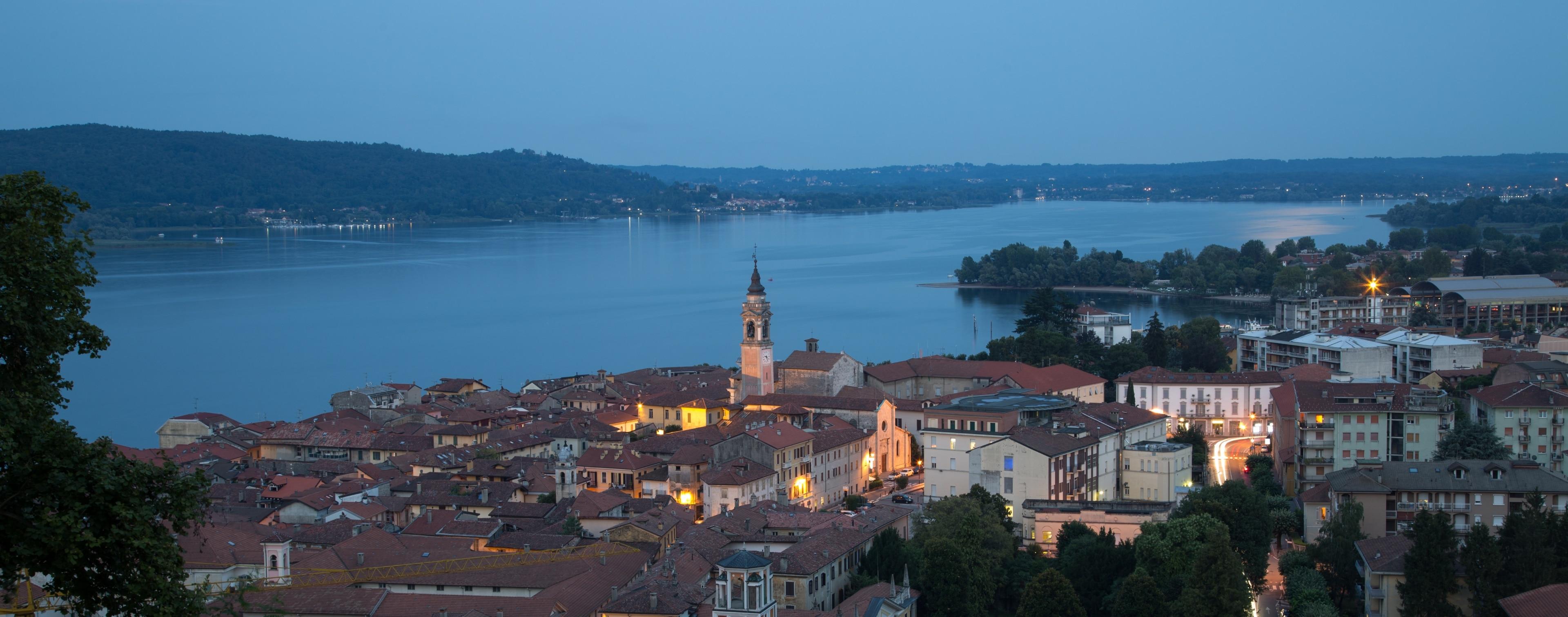 Arona, Piedmont, Italy