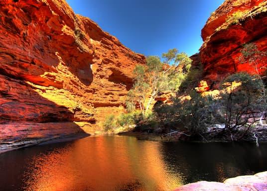 Kings Canyon, Terytorium Północne, Australia