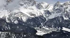 San Martino di Castrozza Ski Area