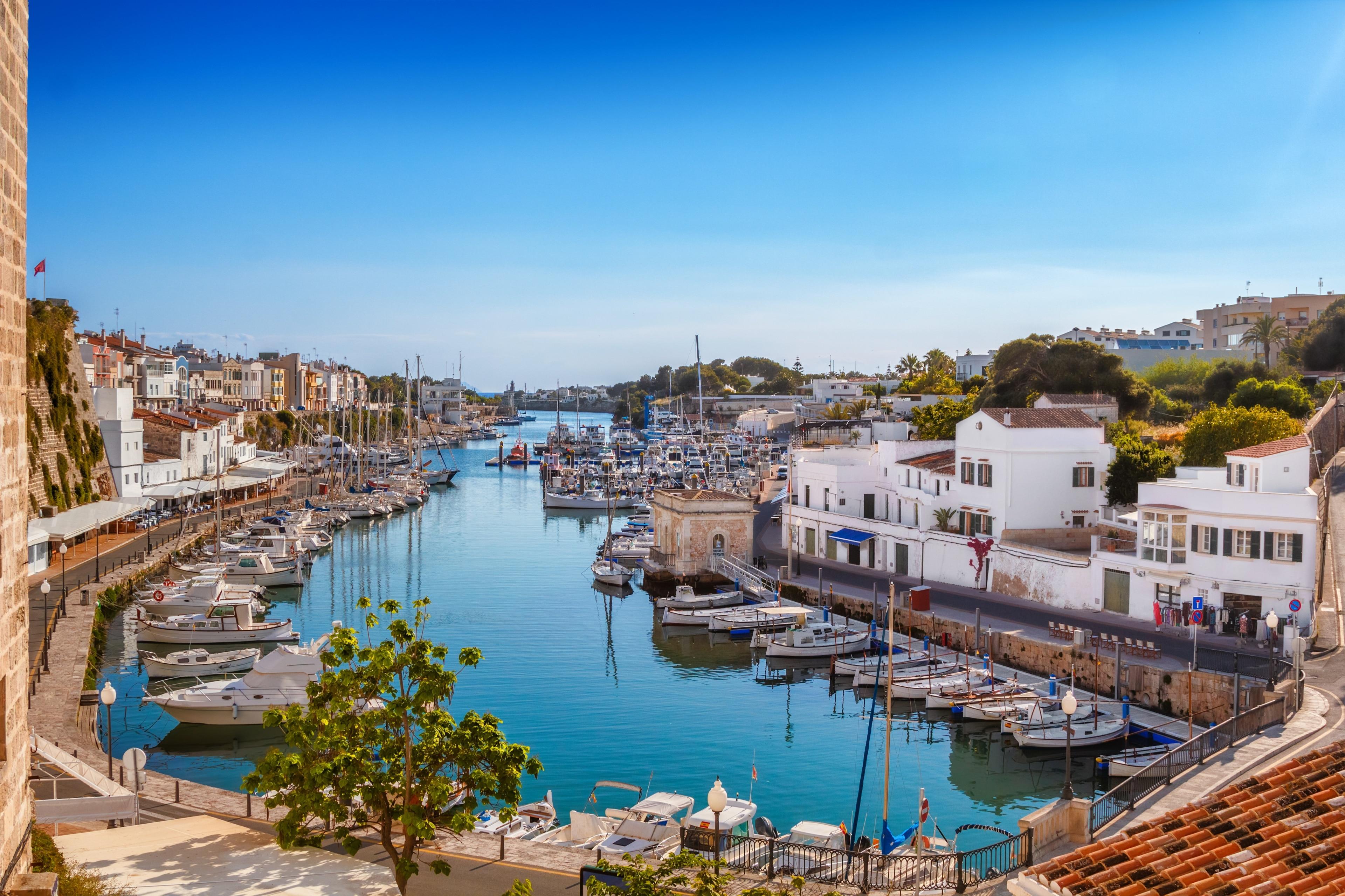 Ciutadella de Menorca, Balearic Islands, Spain
