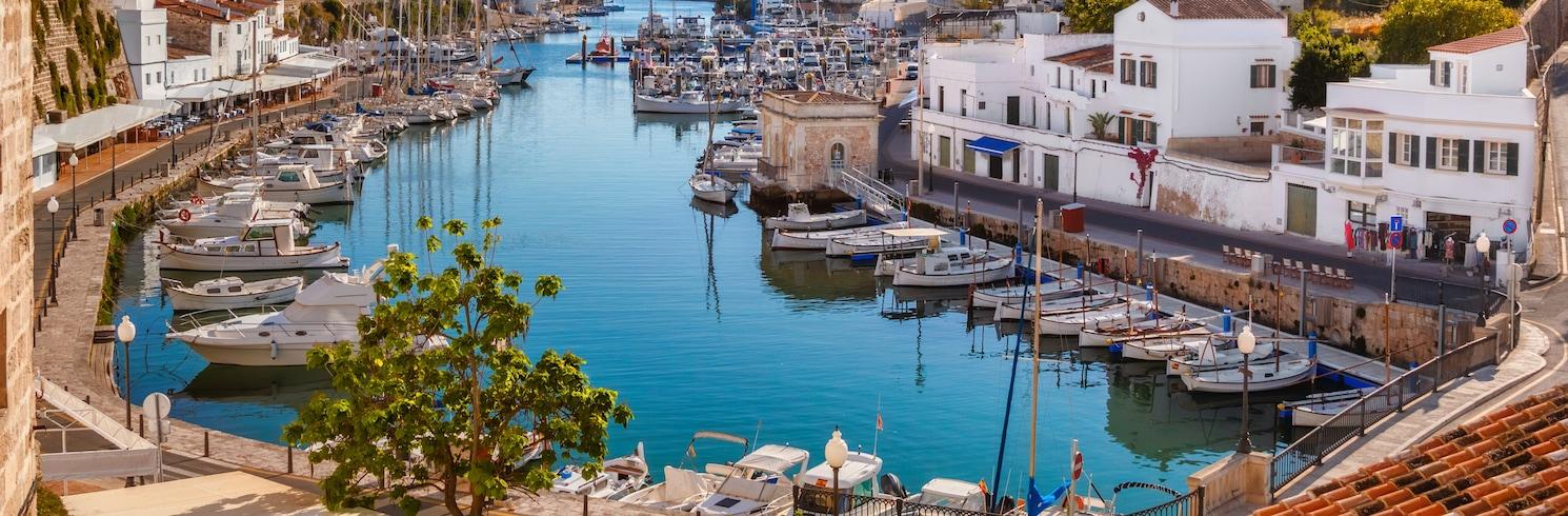 Ciutadella de Menorca, Španielsko