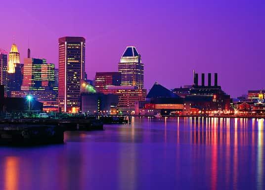 Baltimore, Maryland, Stany Zjednoczone