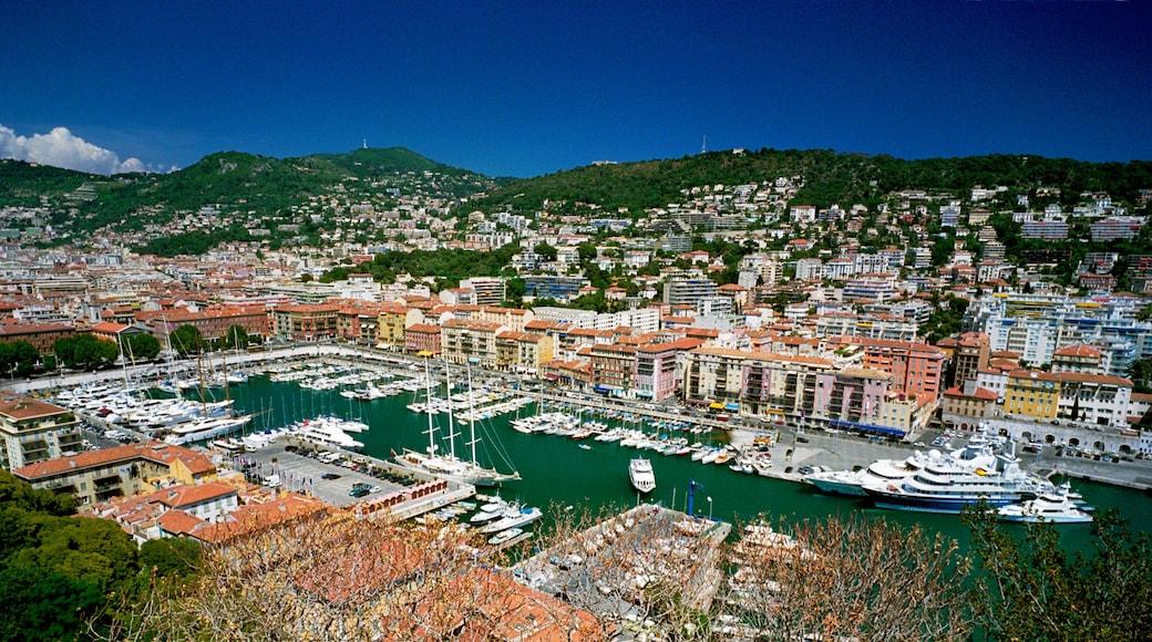 Port de plaisance de Nice