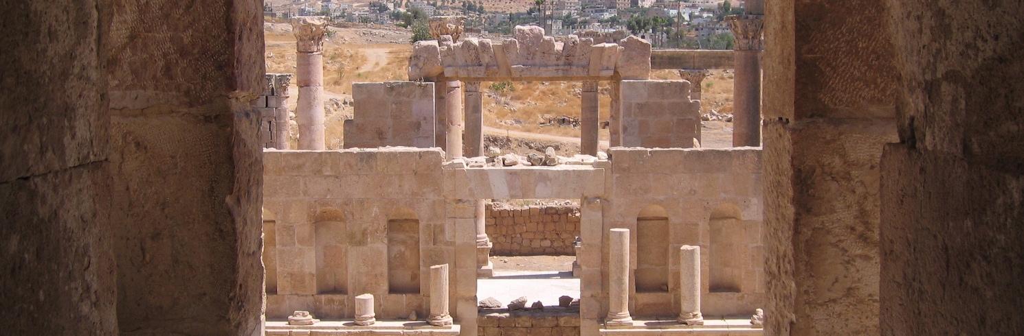 Джераш, Йорданія