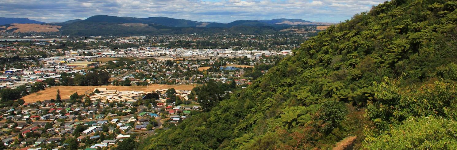 羅托魯瓦, 紐西蘭