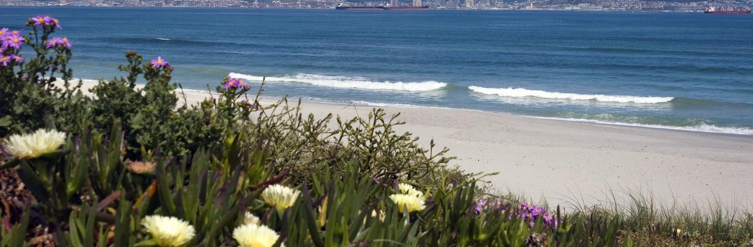 布劳乌堡海岸, 南非