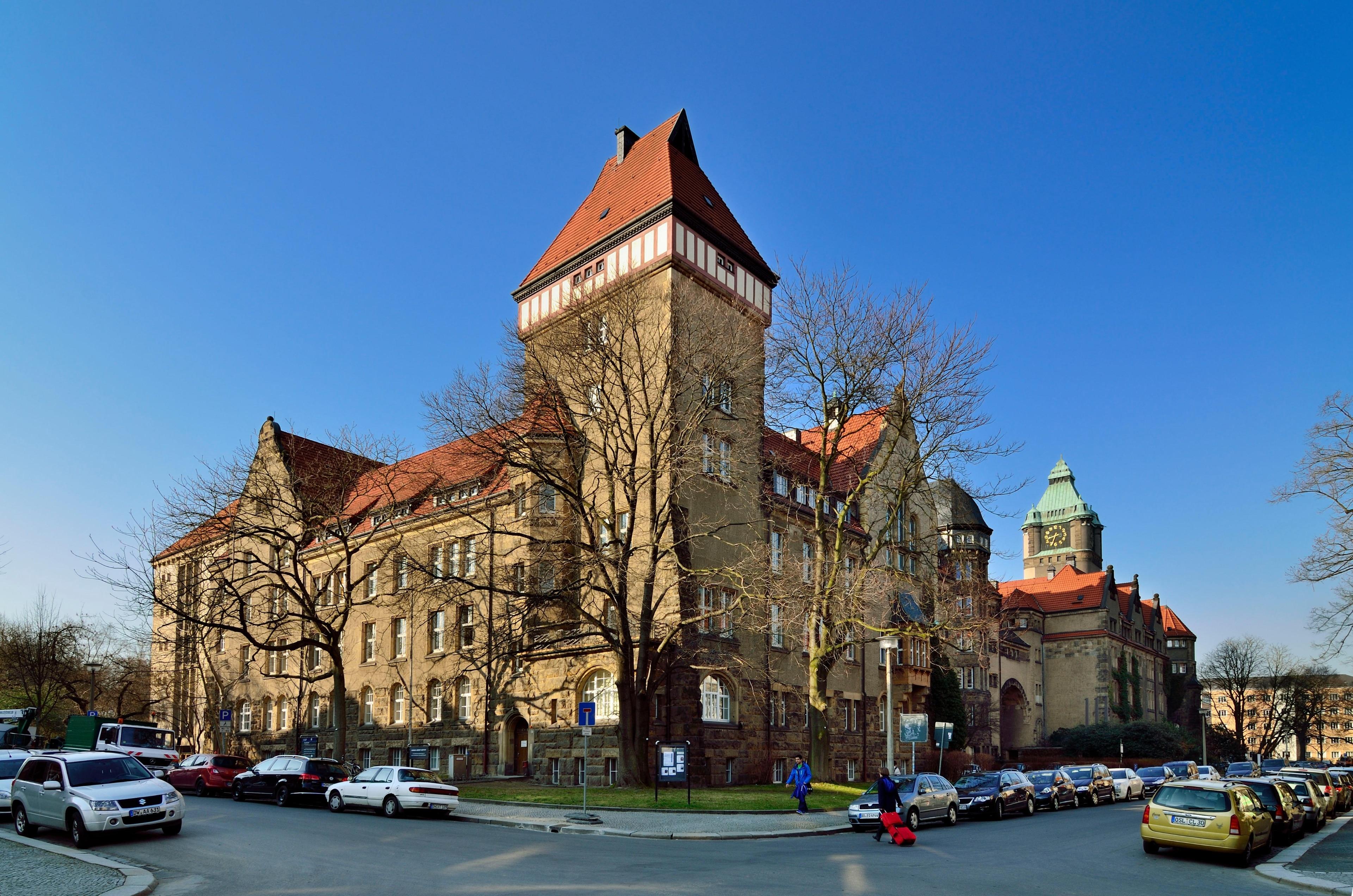 Suedvorstadt, Dresden, Saxony, Germany