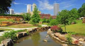 Centre-ville de Tulsa