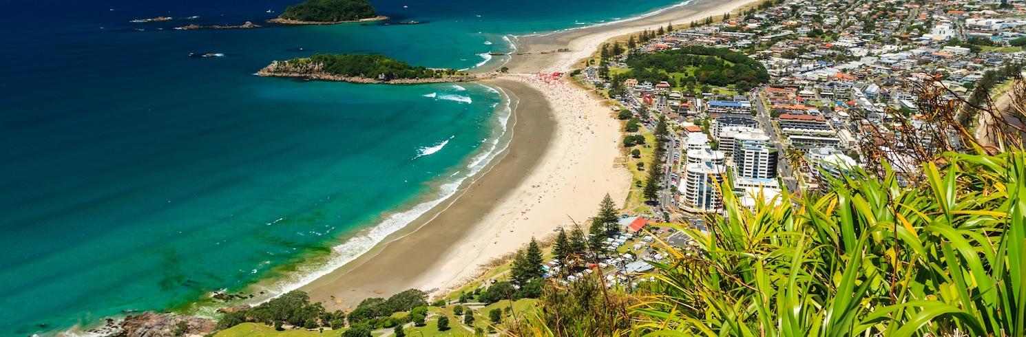 Тауранга (та околиці), Нова Зеландія