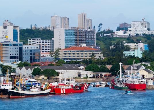 Maputo, Mozambik