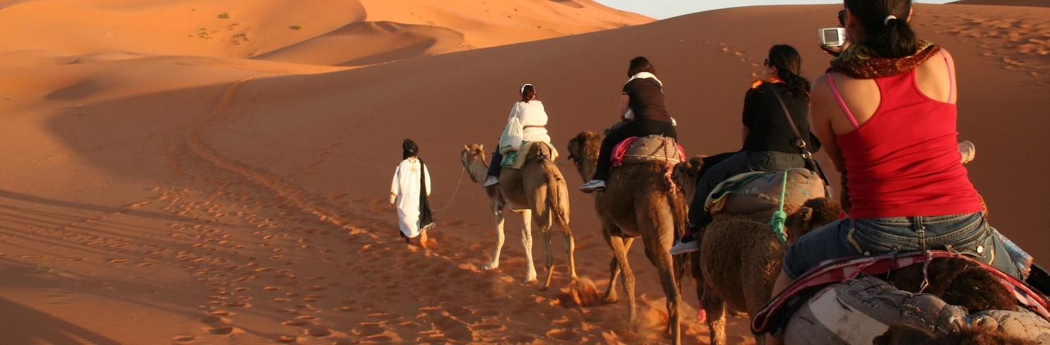 Мекнес-Тафилалет (область), Марокко