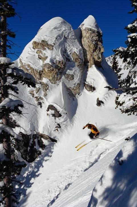 Alta Ski Area, Sandy, Utah, United States of America