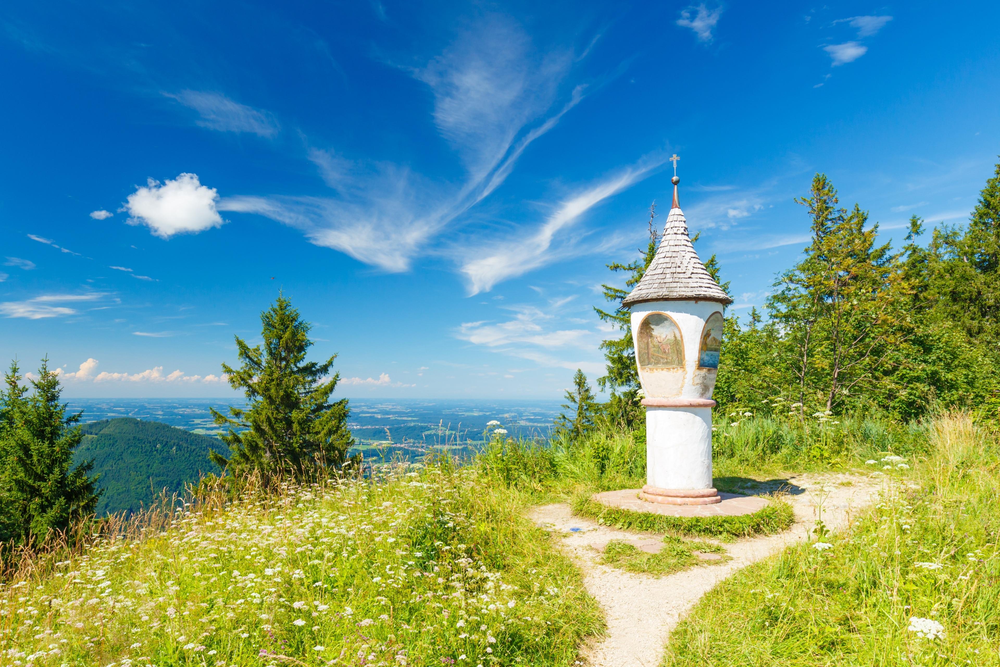 Ruhpolding, Bayern, Deutschland