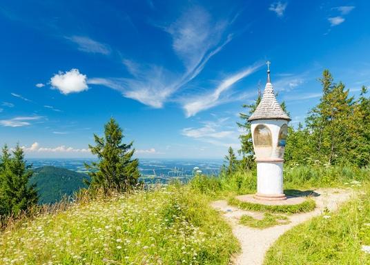 Augšbavārijas Alpi un ezeri, Vācija