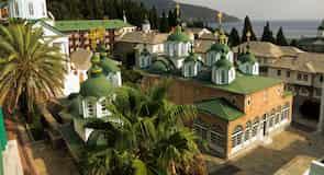 Monasterio de San Pandeleimonos