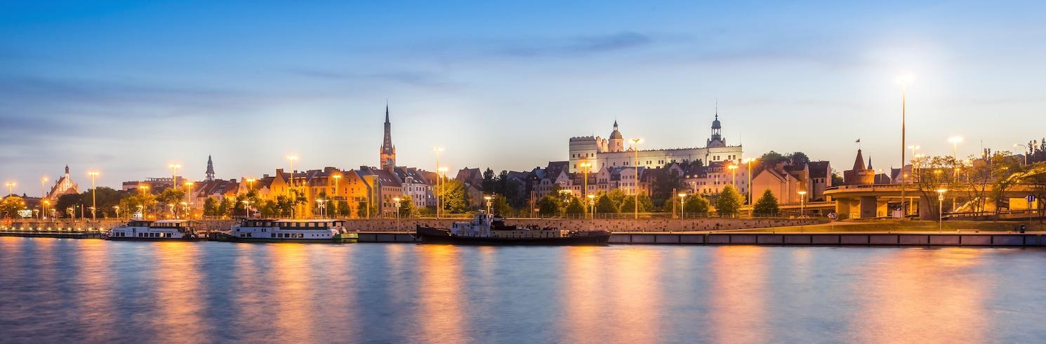 Szczecin, Polandia