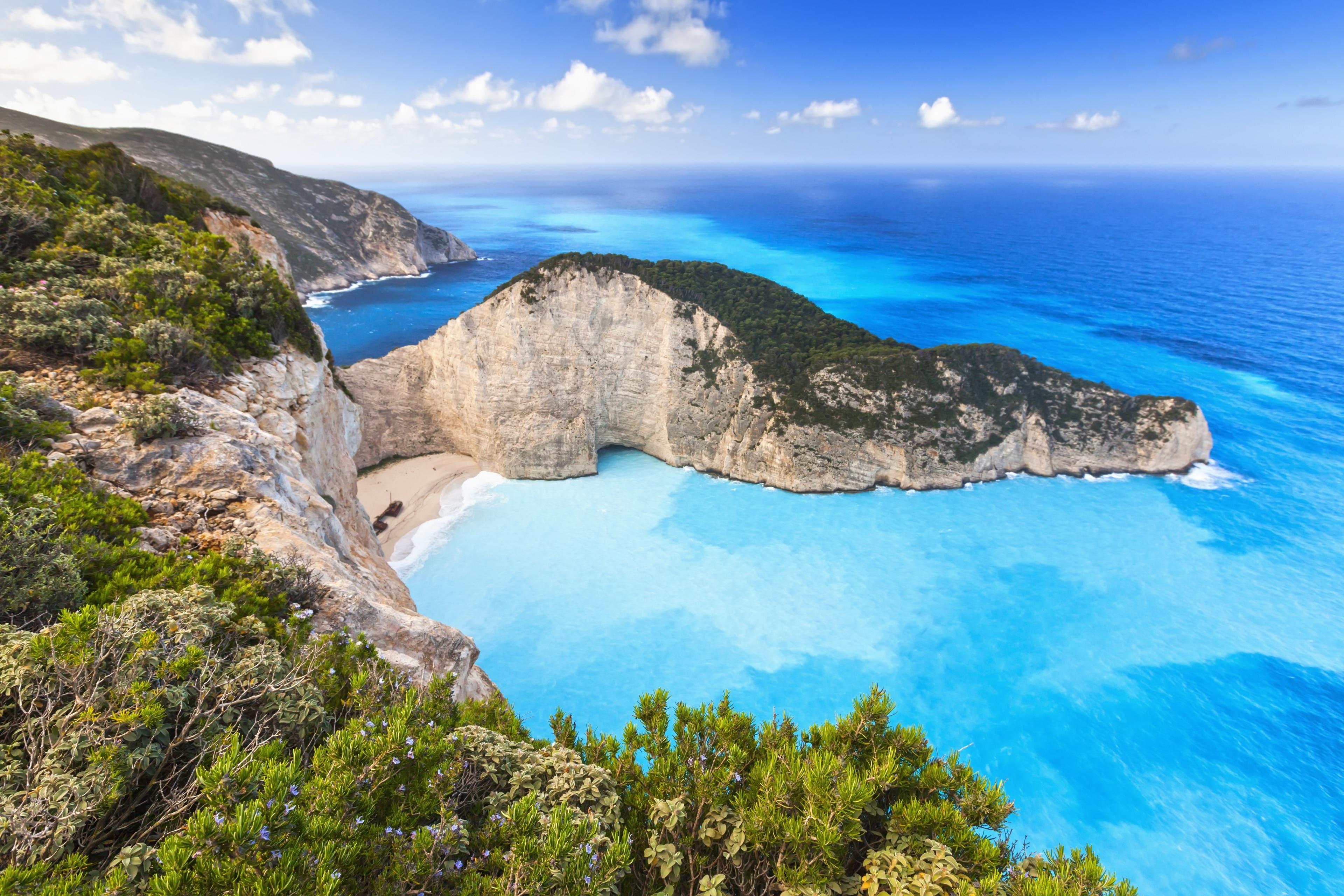 Elation, Zakynthos, Ionian Islands Region, Greece