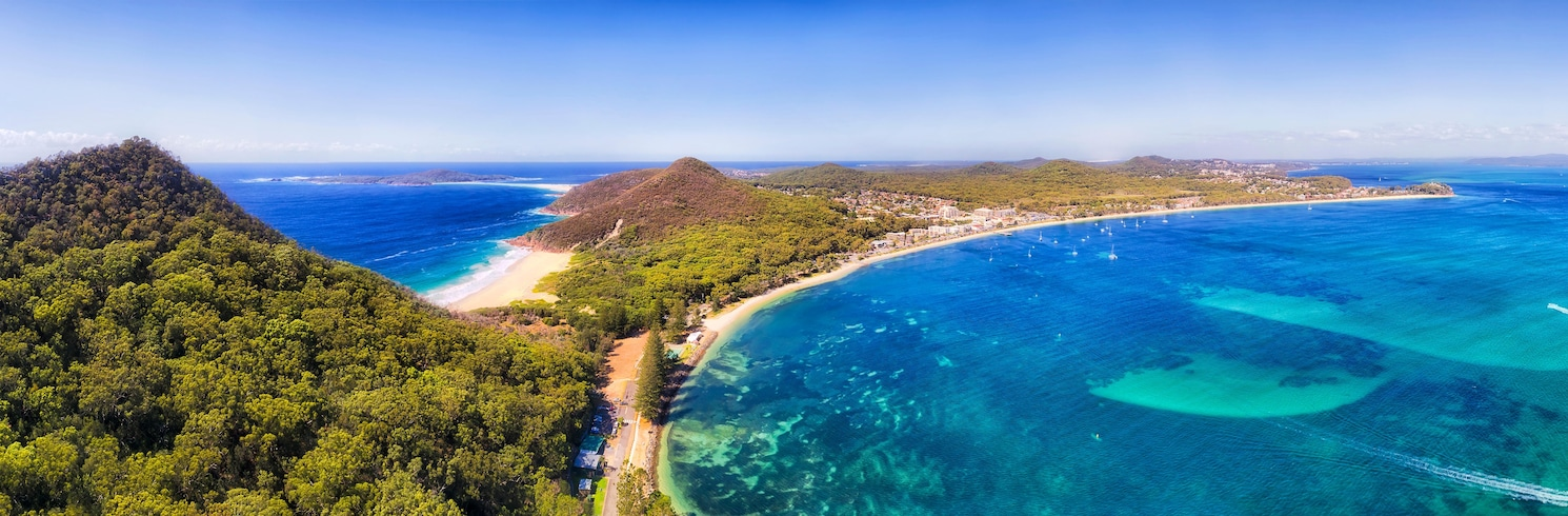 Shoal Bay, New South Wales, Australien