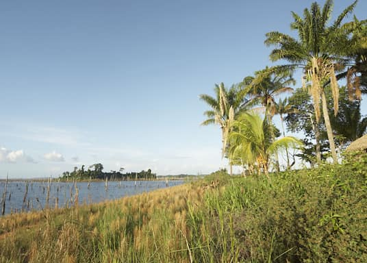 Brokopondo, Suriname