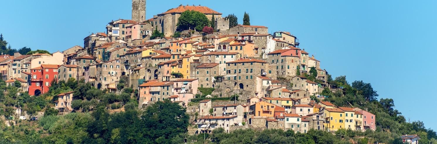 Vezzano Ligure, Italy