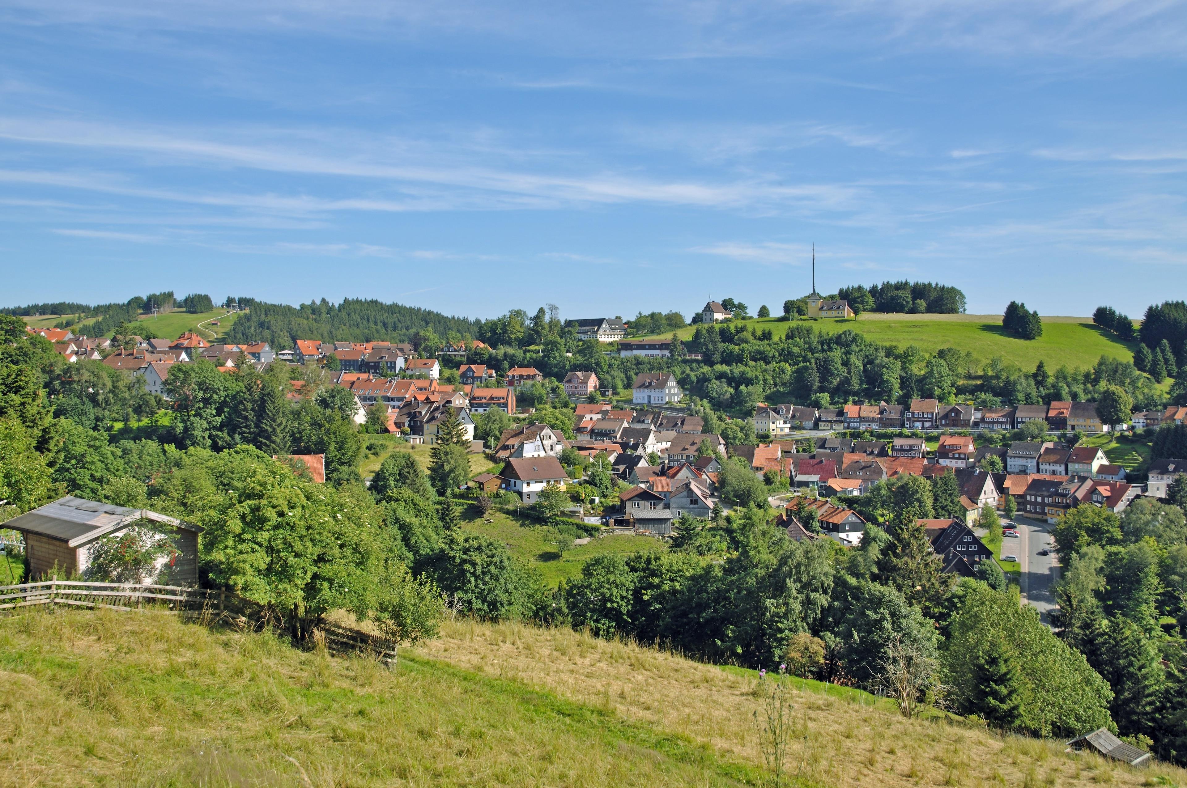 Sankt Andreasberg, Braunlage, Lower Saxony, Germany