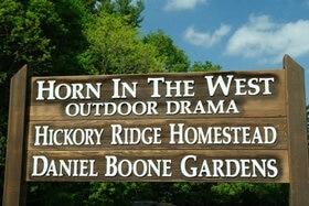 Horn in the West, Boone, North Carolina, Verenigde Staten