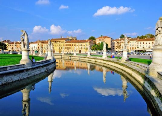 Padua kesklinn, Itaalia