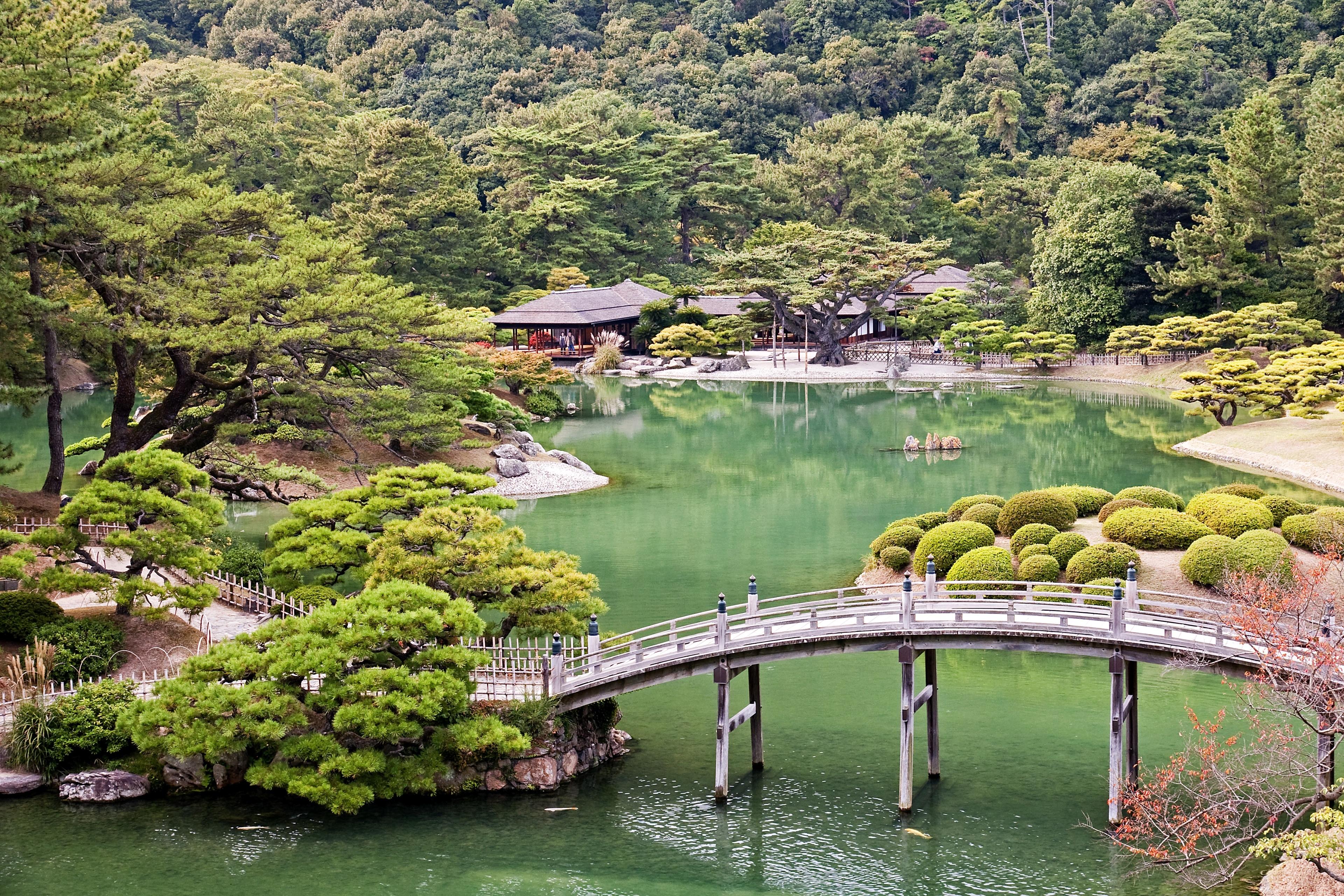 Takamatsu Castle, Takamatsu, Kagawa Prefecture, Japan