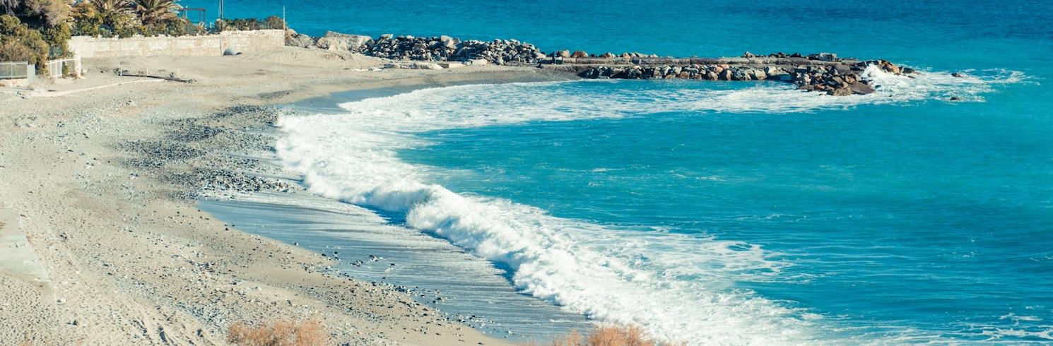 Riviera delle Palme, Italien
