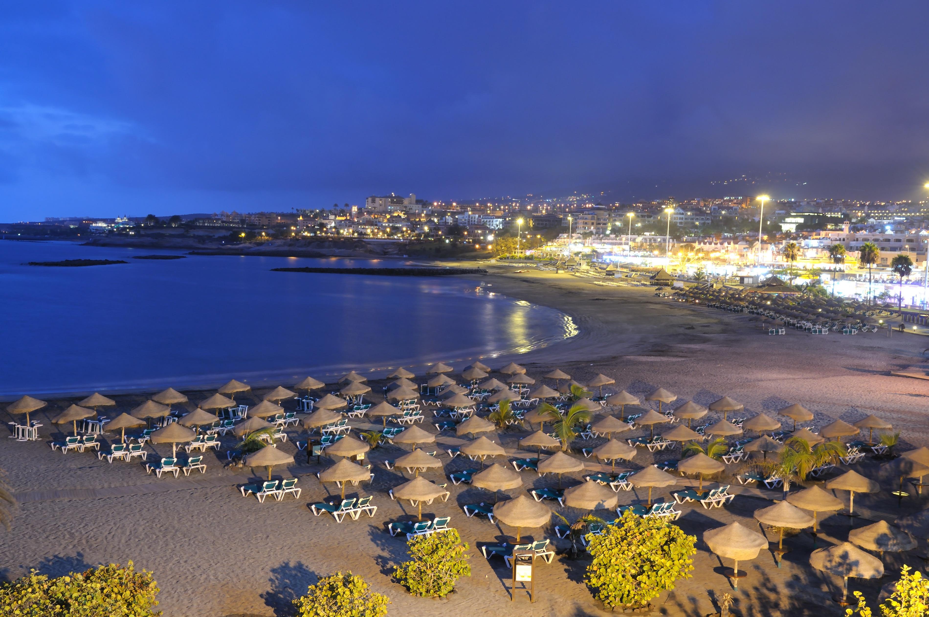 Playa Torviscas, Teneriffa