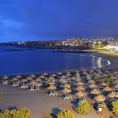 Torviscas Beach