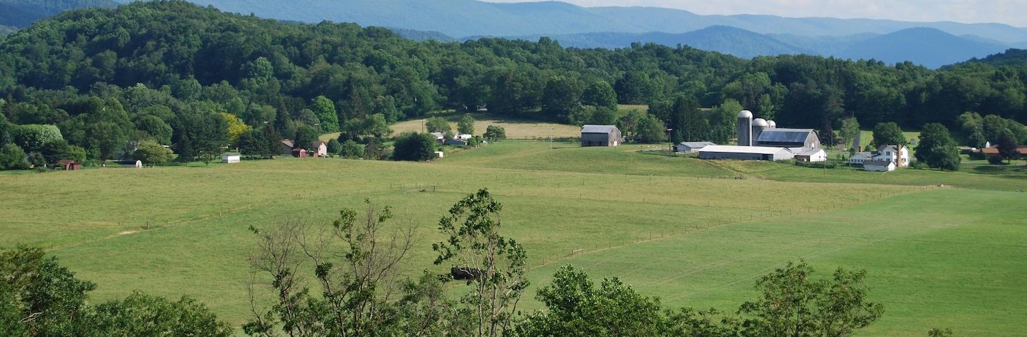 Элкинс, Западная Вирджиния, США