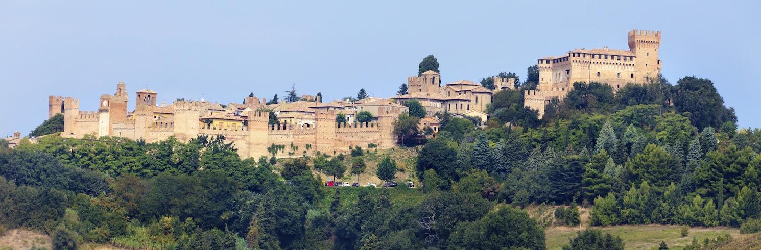 Gradara, Italien