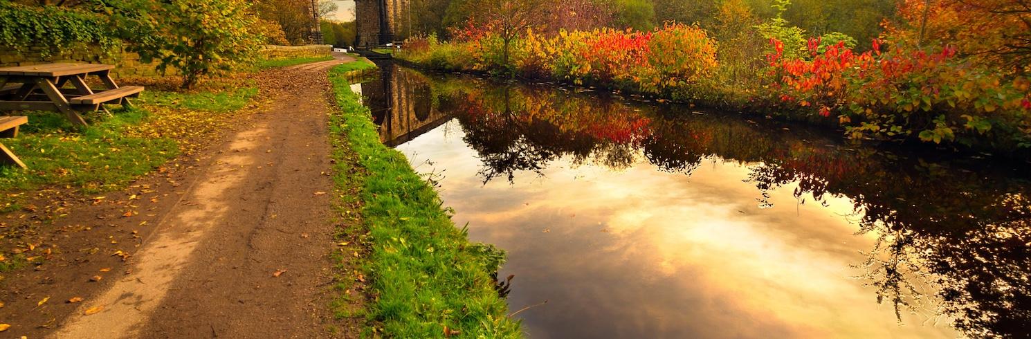 Западный Йоркшир (графство), Великобритания